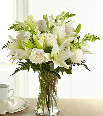 Eternal Friendship Remembrance Bouquet - VASE INCLUDED